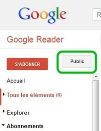 Google Reader pour diffuser sa veille : si si, c'est encore possible | Documentation et sciences de l'information | Scoop.it