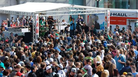 4:20pm sharp: Thousands rally across Canada to legalize cannabis ... | Marijuana Reform | Scoop.it