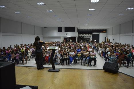 600 mujeres celebran el día de la mujer en la Mci Ibagué | mciibague | Scoop.it
