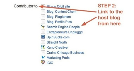 Google Authorship Markup: How To Get Your Picture In Search Results | The Social Web | Scoop.it