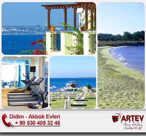 Artev Global Didim Akbuk Homes For Sale - Turkey | Artev Global | Scoop.it