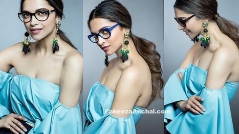 Deepika Padukone Photoshoot | Vogue Eyewear Blaze 2016 | Indian Fashion Updates | Scoop.it