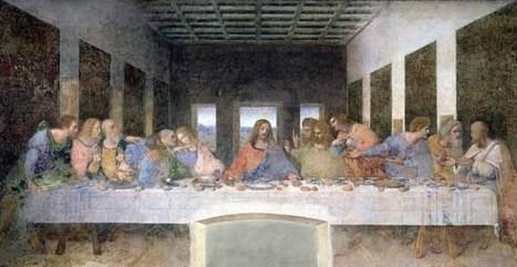 Leonardo da Vinci – The Last Supper « Web Art Academy | Renaissance Artwork | Scoop.it