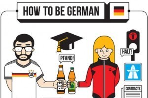 How to be German in 20 easy steps – part 1 | English - German Bilingual News | Scoop.it