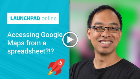 Launchpad Online: Intro dev video tutorials | Google Apps Script | Scoop.it