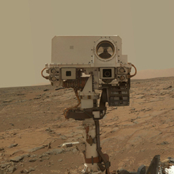 How Curiosity Performs Chemistry by Camera | cool stuff from research | Scoop.it
