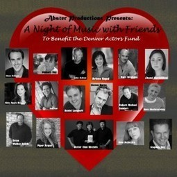 A Night of Music with Friends – Benefit for the Denver Actors Fund at Lannies Clocktower Cabaret | #COArts | Scoop.it