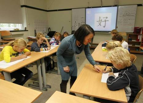 Chinees is leuk op de basisschool   Meertaligheid in het basisonderwijs   Scoop.it