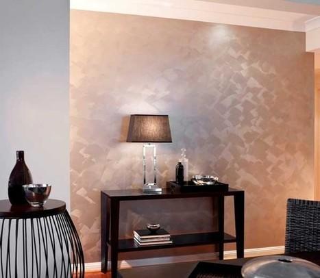 LO ULTIMO! pintura metalizada | Deco! | Scoop.it