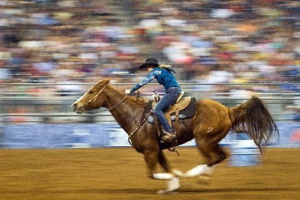 Giddy update yourself on how to mosey to the rodeo - Houston Chronicle (blog) | Rodeo | Scoop.it
