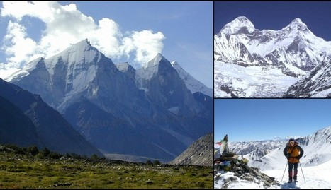 Visit the Popular Glaciers of Himalayas this vacations | Things to do in India | Scoop.it
