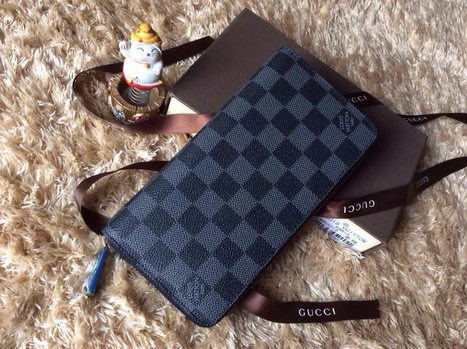 Louis Vuitton Model: N62668 N60019 Product Specifications: 19x10cm Material: Leather | Designer Bags | Scoop.it