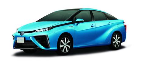 Automoto - Toyota Fuel Cell Sedan : la voiture à hydrogène disponible en 2015 | JPS Innovation | Scoop.it
