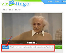 Nik's QuickShout: Visualize sentences with video clips | Techy Touchy Tools | Scoop.it