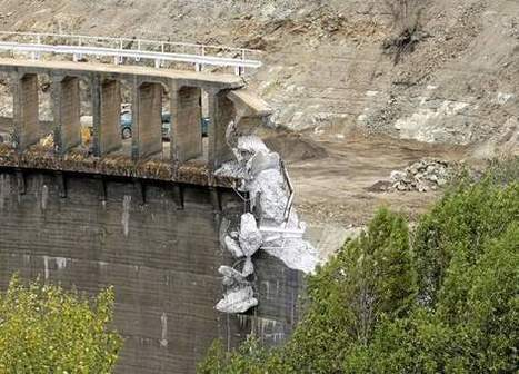 San Clemente Dam teardown work begins; completion expected by end of month - Monterey County Herald | Fish Habitat | Scoop.it