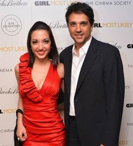 Ralph Macchio and daughter Julia hit 'Girl Most Likely' red carpet - Zap2it.com (blog) | From the red carpet! | Scoop.it