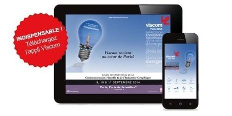 Indispensable ! Préparez votre visite grâce à l'appli Viscom | Visual Communication News | Scoop.it