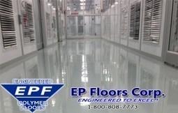 Epoxy Floor Coatings Installers|Industrial| Get a Quote! | Epoxy Flooring | Scoop.it