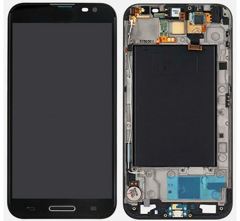 Black LCD Assembly With Frame For LG Optimus G Pro E980 + 8 Tools Kit | Latest phone accessories | Scoop.it