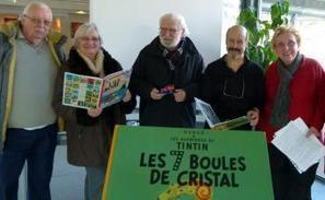 Onet-le-Château. «En voiture Tintin» à la MJC - La Dépêche | Tintin, par Hergé | Scoop.it
