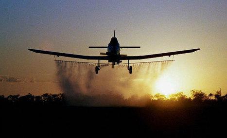 Épandage aérien : ces pesticides venus du ciel | Mes passions natures | Scoop.it