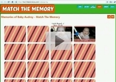 Match The Memory | TOOLS FOR CREATING MATERIALS | Scoop.it