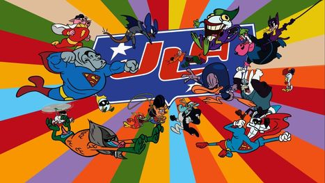 'JL Animals' Shorts Coming to DC Nation Later This Month [Video] - ComicsAlliance | Animation News | Scoop.it