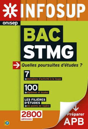 Bac STMG, quelles poursuites d'études ? - Onisep | Sélection pour l'enseignement TERTIAIRE dans les voies générale, technologique et professionnelle | Scoop.it