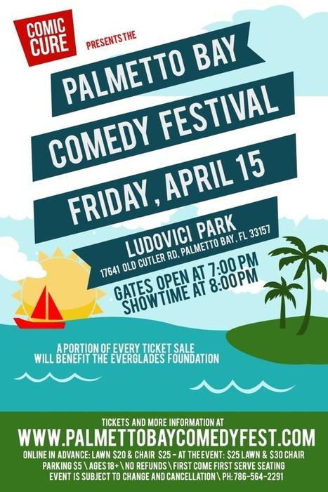 Palmetto Bay Comedy Festival - Comic Cure   Business News & Finance   Scoop.it