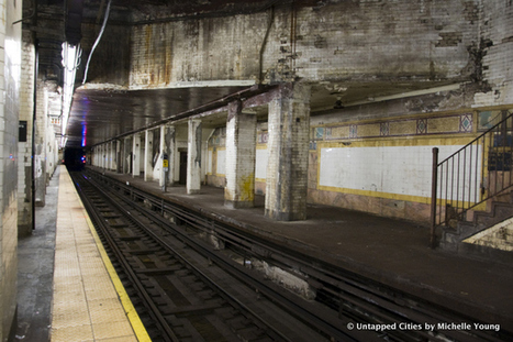 Top 12 Secrets of the NYC Subway | Exploration: Urban, Rural and Industrial | Scoop.it