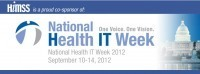 Health IT's Role and Impact in 2013: A HIMSS – #NHITWeek Blog CarnivalRound-Up | Health IT ☤ Informatics | Scoop.it