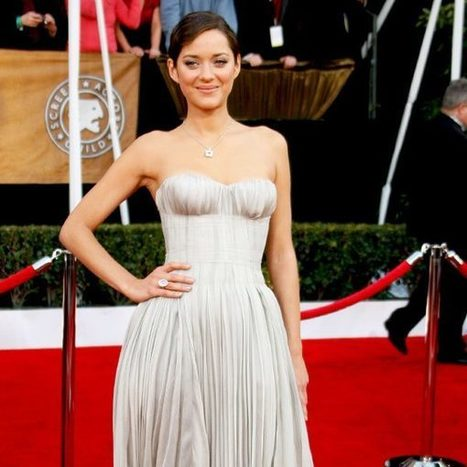 "Marion Cotillard from Best Dressed Stars Ever at the SAG Awards | ""FOLLIEWOOD"" 