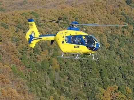 L'Ouest s'équipe à son tour d'hélicoptères pour lutter contre les déserts médicaux | Santé & Médecine | Scoop.it