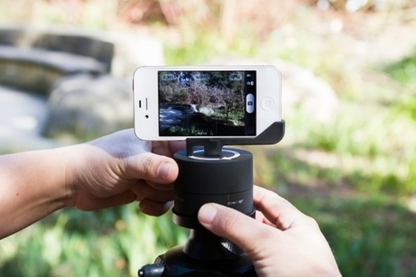 How to shoot a 360-degree time-lapse video with your phone | Media Broadcasting | Scoop.it
