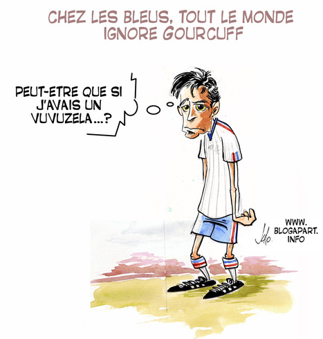 Apres le vuvuzela, le moimoichuila | Caricatures | Scoop.it