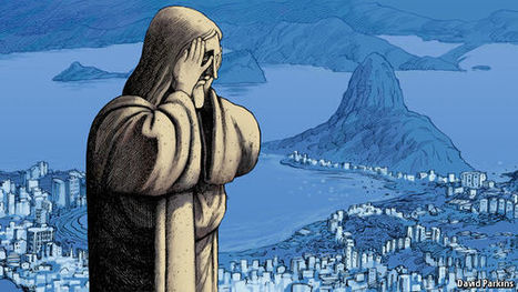 Irredeemable? Brazil's Faltering Economy | AP HUMAN GEOGRAPHY DIGITAL  STUDY: MIKE BUSARELLO | Scoop.it