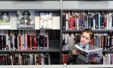 What libraries do for us – and me | Librarysoul | Scoop.it