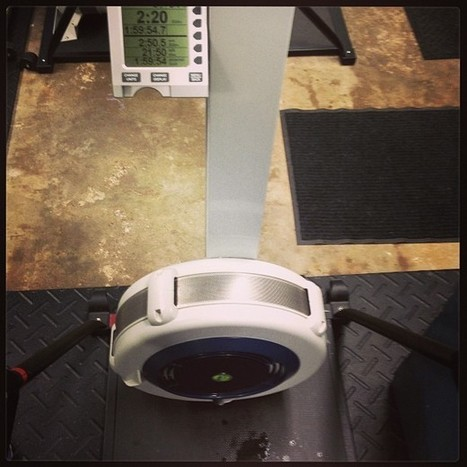 What a drag! Comparing drag factor on the rower and SkiErg | Indoor Rowing | Scoop.it