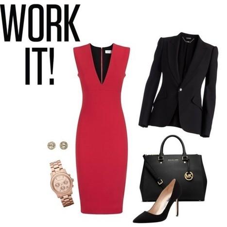 Work it! | Fashionista 4ever | Scoop.it