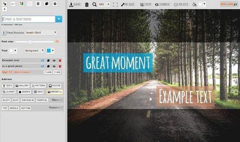 PicFont: genial utilidad web para crear imágenes con texto | Christian Education | Scoop.it