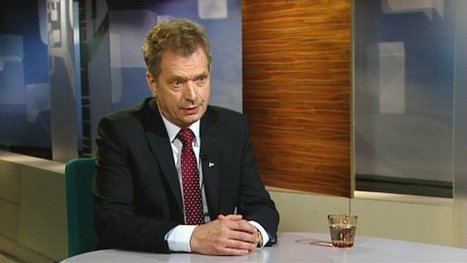 Niinistö: Higher taxes for the rich an option | Finland | Scoop.it