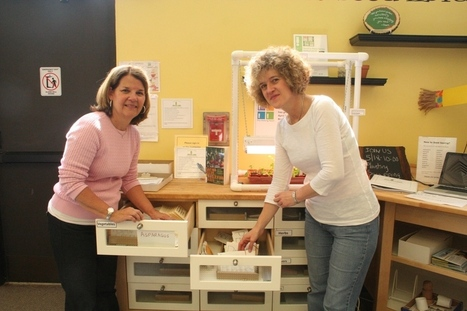 Cultivons les graines dans les bibliothèques - Kaizen magazine | Insolite bibliothèque | Scoop.it