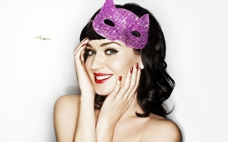Five of Katy Perry's Beauty Tricks You Need to Try | Women Dresses | Scoop.it