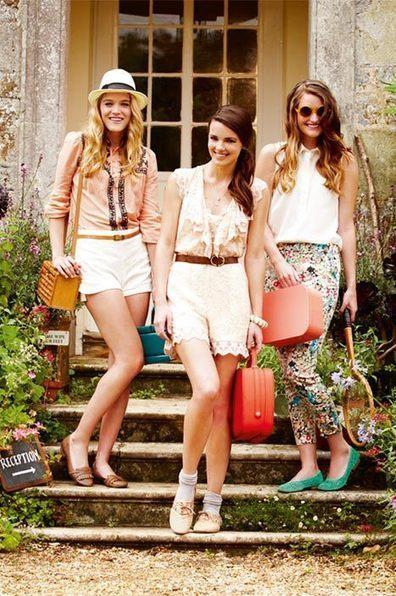 Tendencias en calzado para mujer– zapatos, cuñas y sandalias | Clarks | moda | Scoop.it