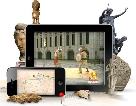Transmedia Futures: Situated Documentary via Augmented Reality | Transmedia: Storytelling for the Digital Age | Scoop.it