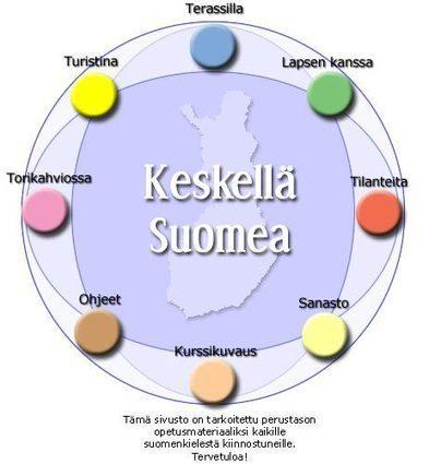 Keskellä Suomea | Suomen tähden | Scoop.it