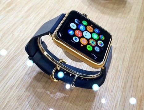 Apple Watch Is Ready For Your Wrist Now | iPhone Application Development | Scoop.it