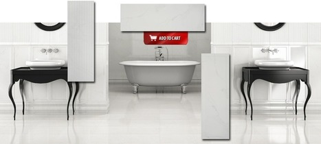 High-End Exclusive Bathroom Tile Designs | Home Improvement | Scoop.it