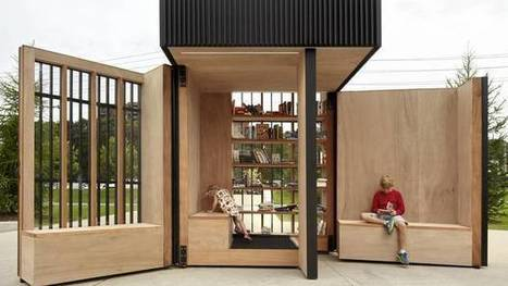 The reinvention of libraries, from public spaces to livingrooms | LibraryLinks LiensBiblio | Scoop.it