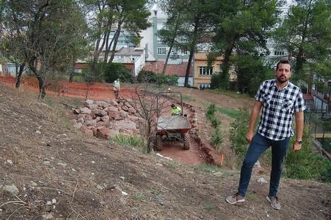 S'executen les obres de millora del drenatge del sector nord del parc de Puigterrà | #territori | Scoop.it